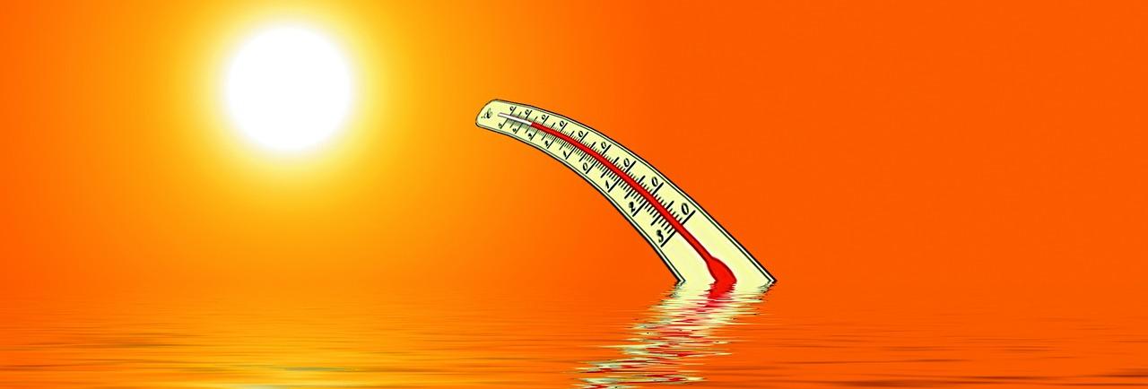 温度 英語